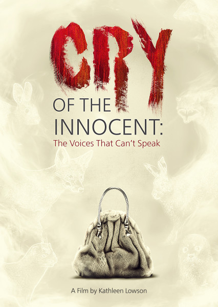 CRY OF THE INNOCENT Movie Poster (Revised) (Graphic Design by Nir Vana)